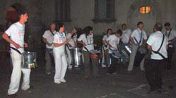 Barga - outdoor performance
