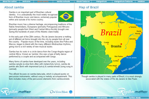 ITSB - about samba pages