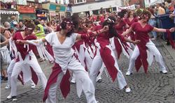 Edun Ara - bloco de carnaval