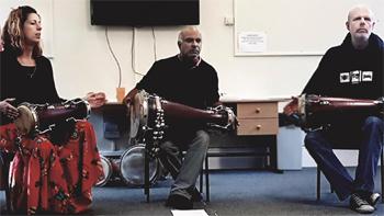 Cuban Bata Trio